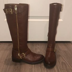 BCBGeneration Tall Brown Boot